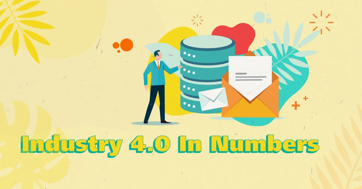 Infographic: Industry 4.0 In Numbers