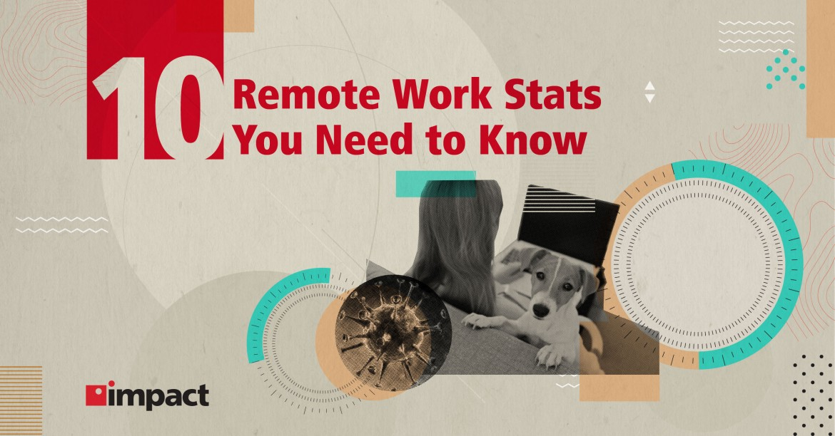 Infographic: 10 Remote Work Stats for 2020