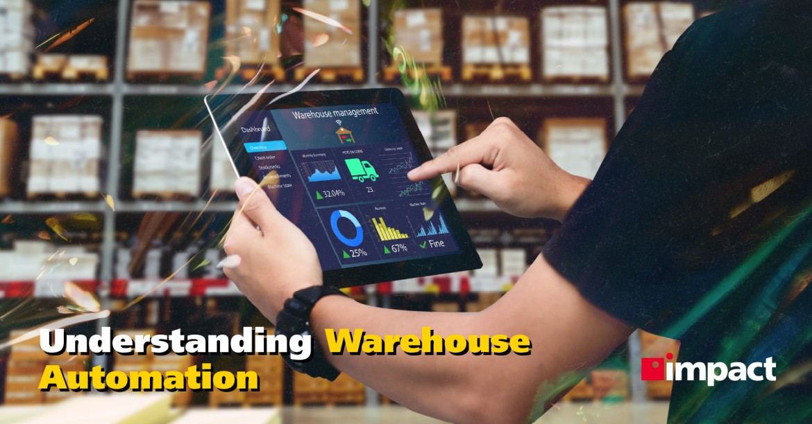 Understanding Warehouse Automation   Impact Networking