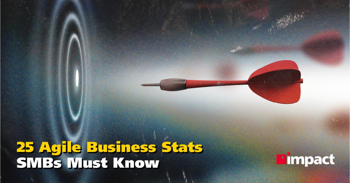 25 Agile Business Stats SMBs Must Know
