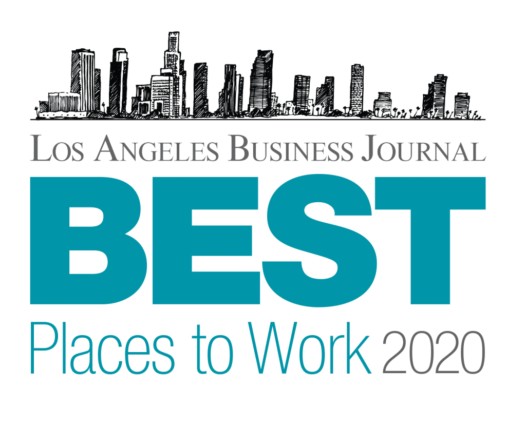 Impact Named as 2020 Best Places to Work in Los Angeles –