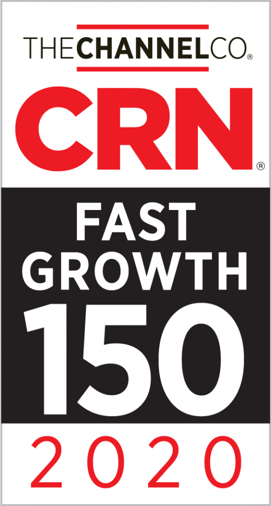 Impact Networking Ranks #108 on the 2020 CRN Fast Growth 150 List –