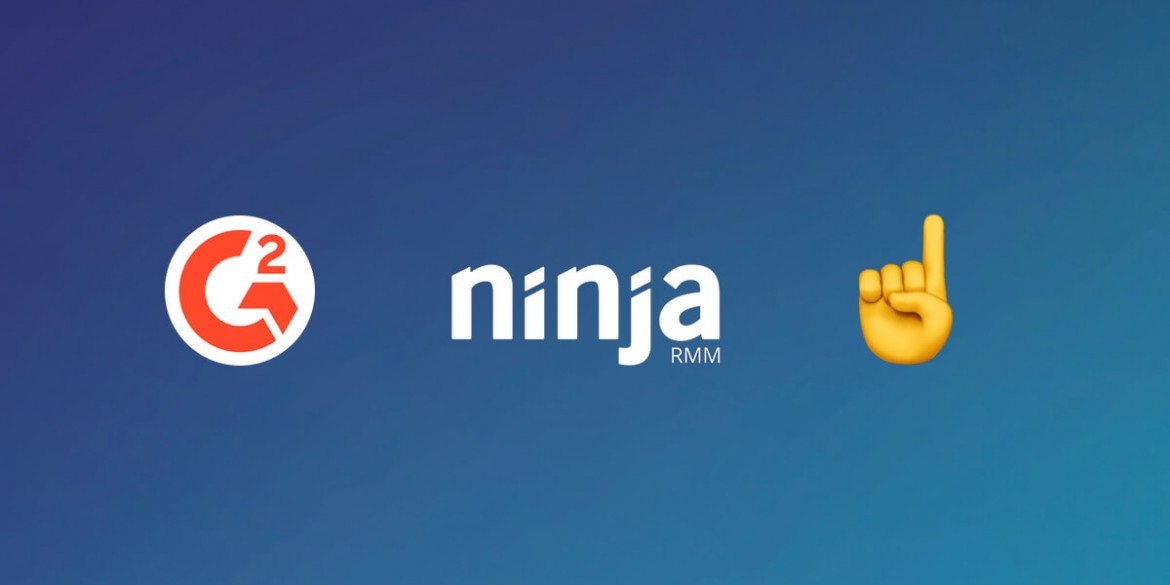NinjaRMM Named Best RMM in Multiple Categories by G2 and Gartner
