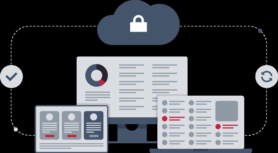 Cloud-Based File and Folder Backup