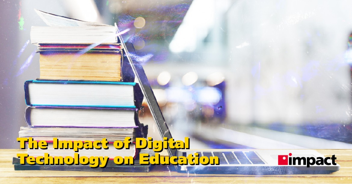 The Impact of Digital Technology on Education in 25 Stats