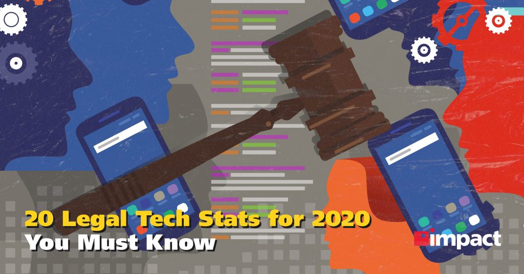20 Legal Tech Stats for 2020 You Must Know