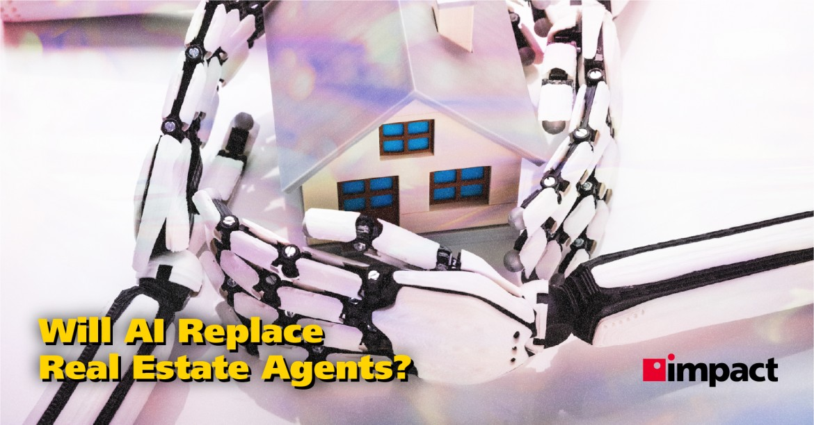 Will AI Replace Real Estate Agents?