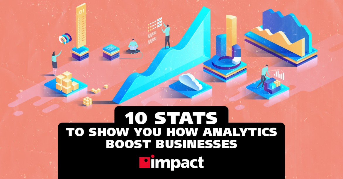 10 Stats to Show You How Analytics Boost Businesses