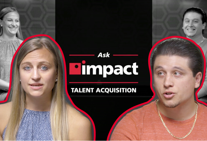 Q&A with Talent Acquisition at Impact