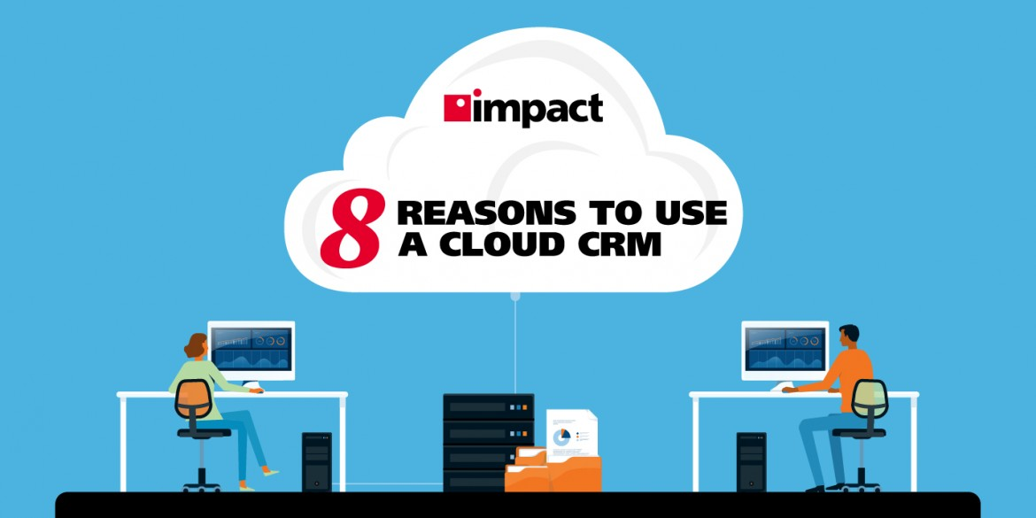 8 Benefits of a CRM System for Your Marketing
