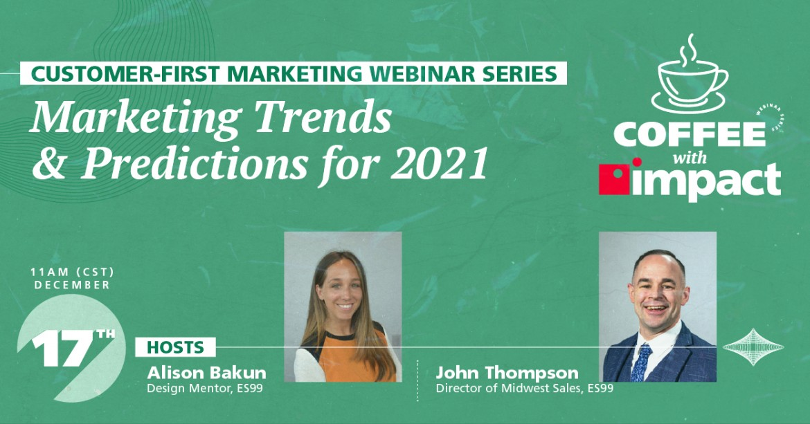2021 Marketing Trends and Predications