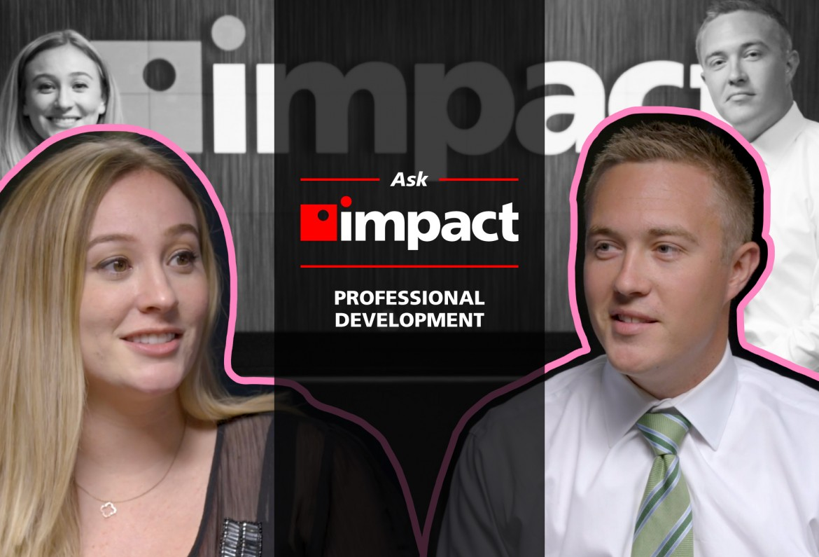 Experts Talk Impact Networking Training for Sales Reps