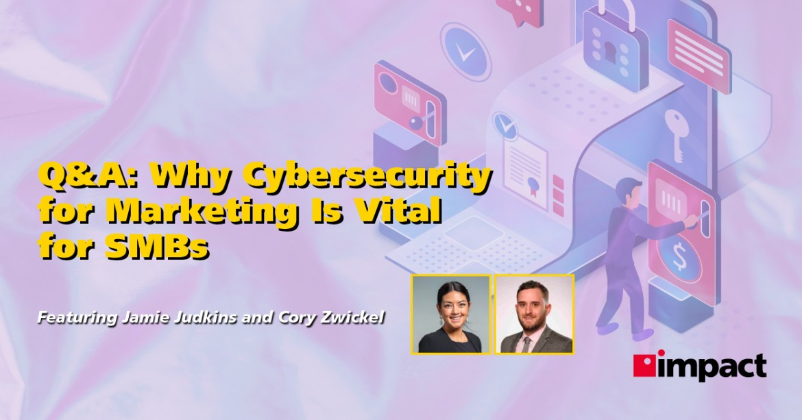 Why Cybersecurity for Marketing Is Vital for SMBs