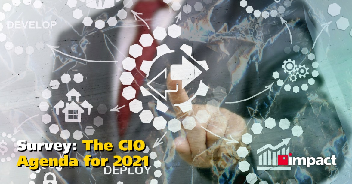 Survey: The CIO Agenda for 2021