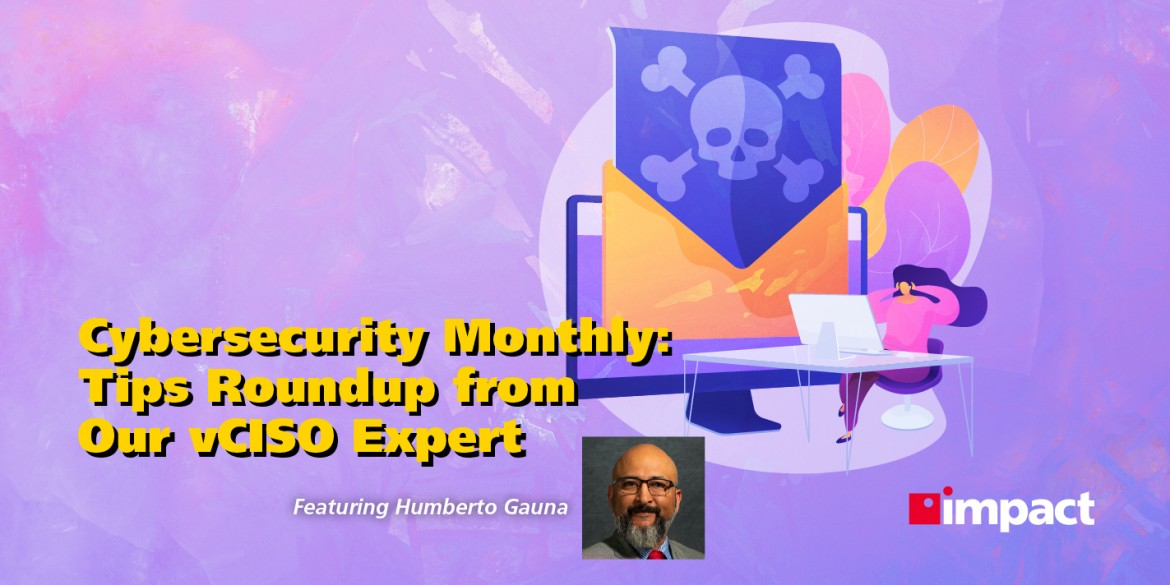 Tips Roundup From Our vCIO Expert