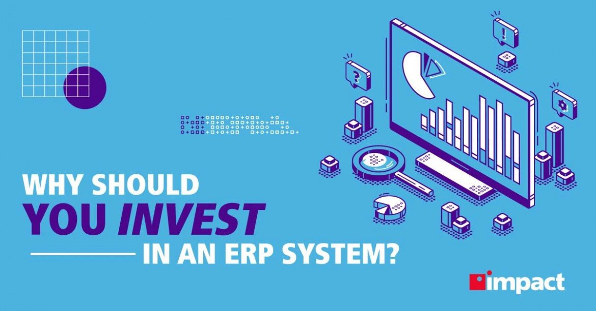 Why Should You Invest in an ERP System?