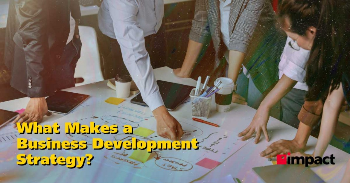 What Makes a Business Development Strategy?
