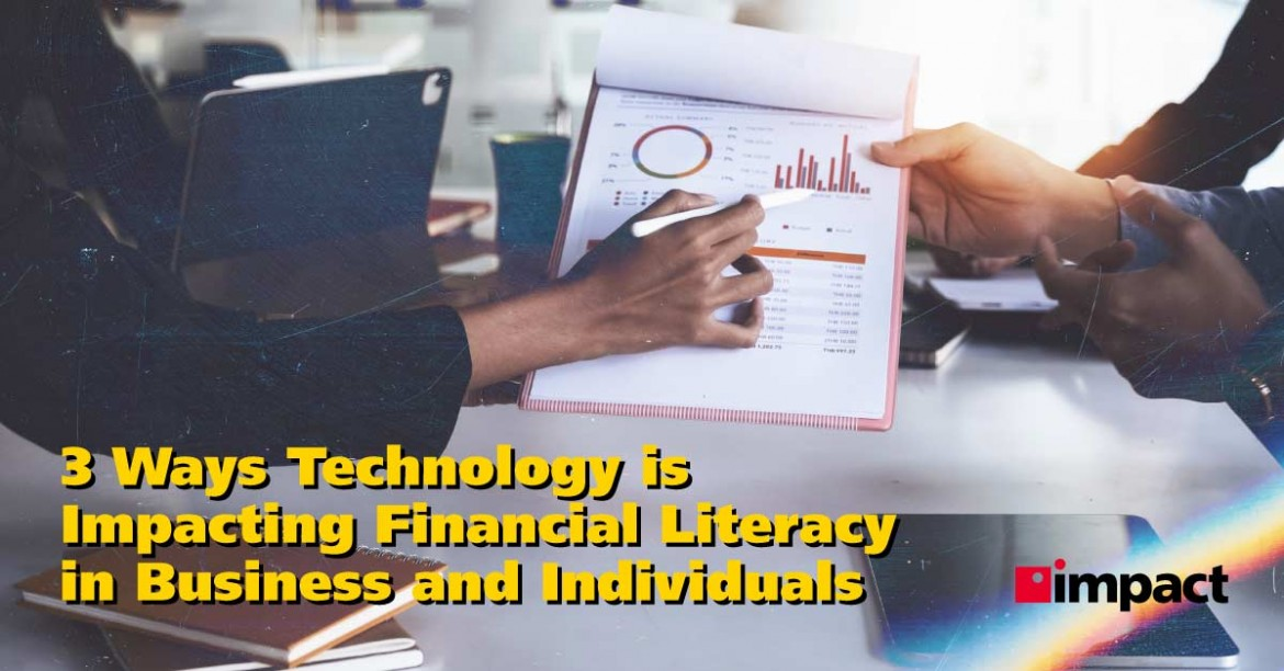 3 Ways Technology Can Promote Financial Literacy