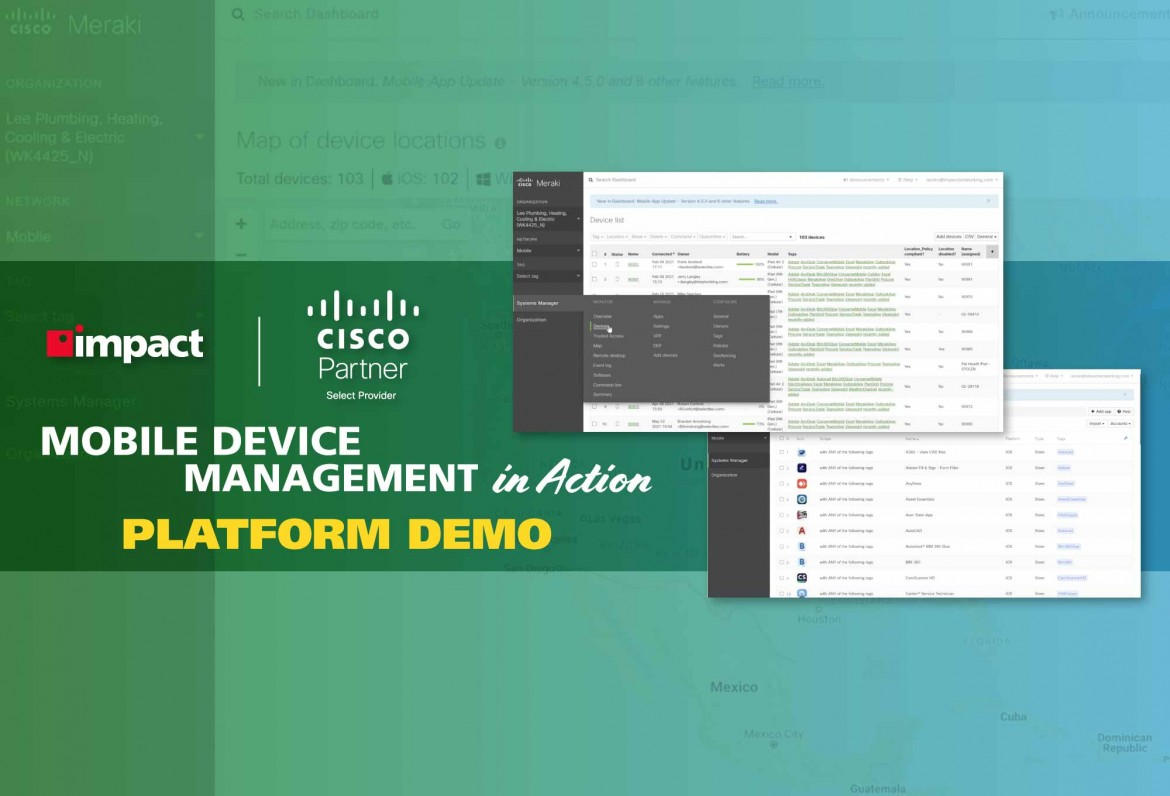 Mobile Device Management In Action