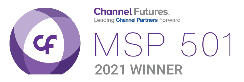 Impact Networking Ranked on 2021 Channel Futures MSP 501