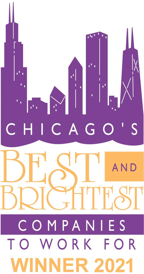 Impact Recognized as a Winner of Chicago's Best and Brightest Companies to Work For®