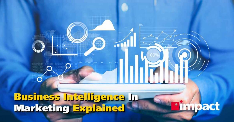 Business Intelligence In Marketing Explained